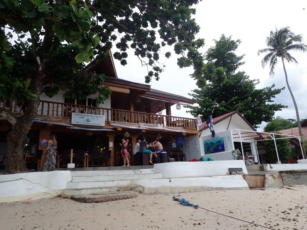 Blue Lagoon Dive Resort, Philippines, mai 2019